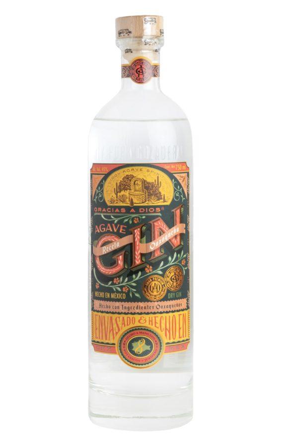 gracias a dios agave gin, agave gin, gin, thankgad, agave, maguey, matatlan, oaxaca, espadin, angustifolia, receta oaxaqueña, ginebra, sustainable